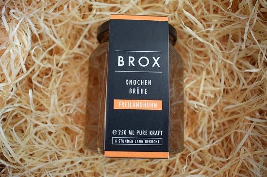 Brandnooz Genussbox September 2017 Brox Knochenbrühe Probenqueen