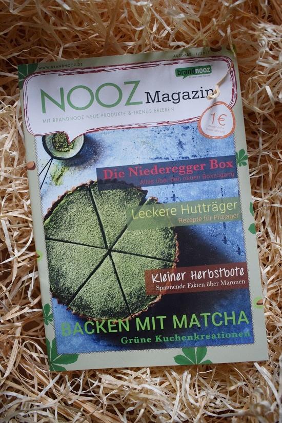 Brandnooz Box Oktober 2017 Nooz Magazin Probenqueen