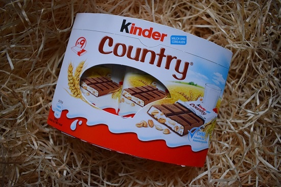 Brandnooz Box Dezember Kinder Country Probenqueen