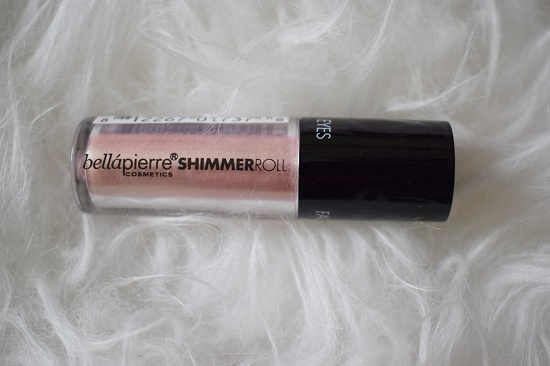Pinkbox Merry Christmas Bellápierre Shimmer Roll Probenqueen