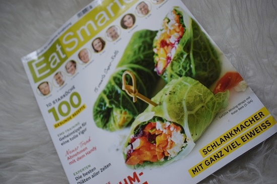Pinkbox Wünsch Dir was Magazin Eat Smarter Probenqueen