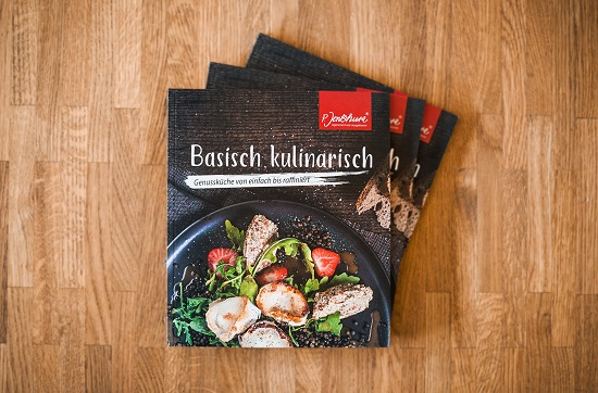 Beauty Düsseldorf 2018 Kochbücher Basisch Kulinarisch von Jentschura