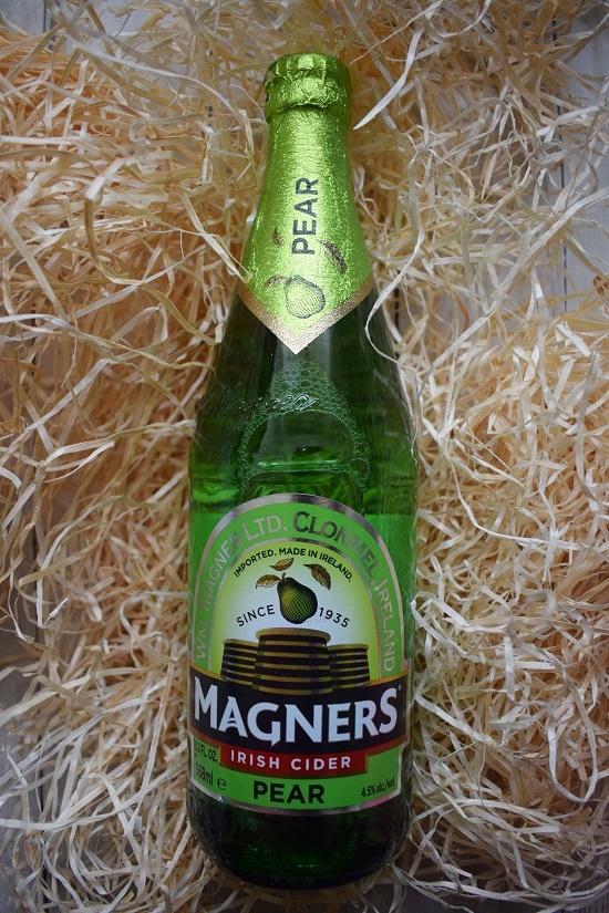 Magners Irish Cider Pear Flasche Probenqueen