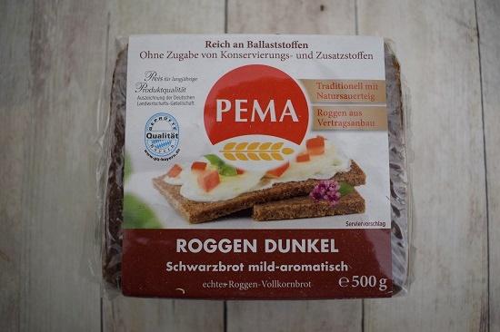 Brandnooz Genussbox Mai 1 Packung Pema Roggen Dunkel Probenqueen