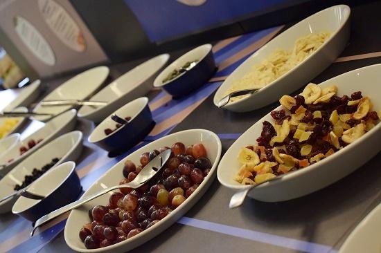 Bloggerfactory Event www.probenqueen.de Frühstücksbuffet