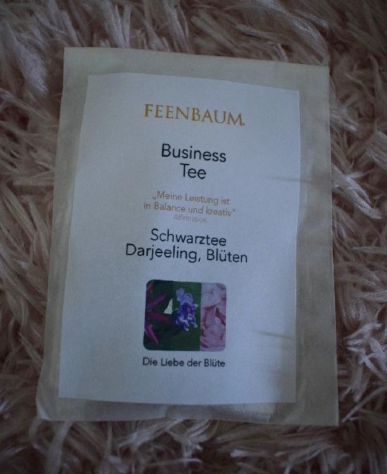 Feenbaum Business Tee www.probenqueen.de