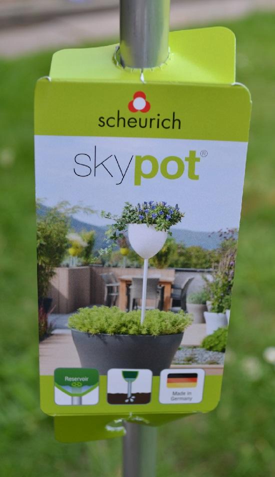 Skypot Scheurich Flyer www.probenqueen.de