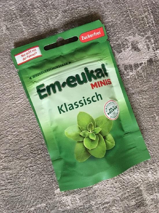 Bonbons von Em-Eukal Beutel Klassisch Minis www.probenqueen.de
