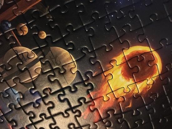 Ravensburger Exit Puzzle Meteroit